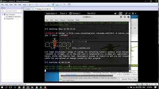 How to install and use blazy tool in kali linux