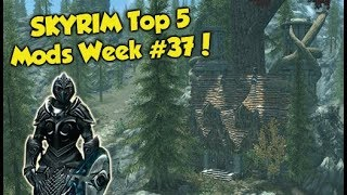 Skyrim Remastered Top 5 Mods of the Week #37 (Xbox One Mods)