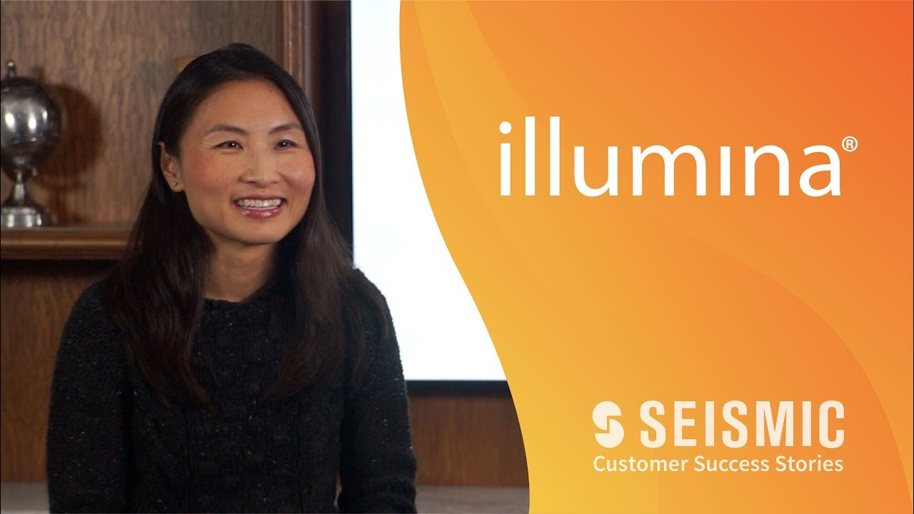 Illumina - Seismic Customer Success Stories