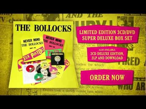 Download Youtube: Never Mind The Bollocks 35th Anniversary TV Ad