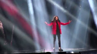ESCKAZ in Stockholm: Michał Szpak (Poland) - Color Of Your life (2nd rehearsal)