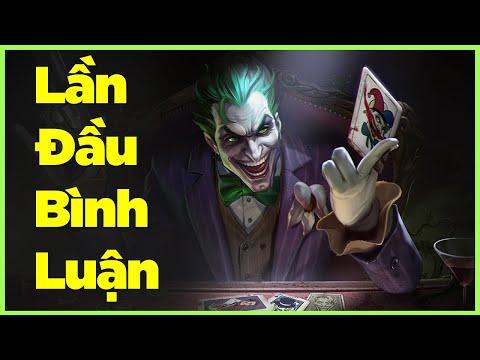Top 1 Joker Lần Đầu Bình Luận Chơi Joker   Liên Quân Mobile
