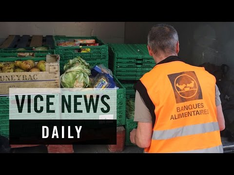 VICE News Daily: Fighting Food Waste in France