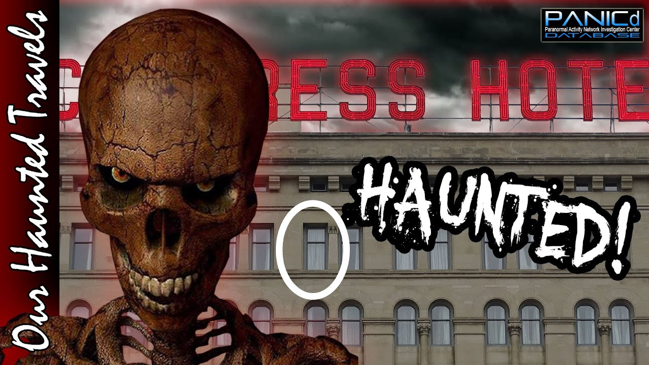 The Haunting of the Congress Plaza Hotel (Chicago) | Ghost Stories and Folklore by: PANICdVideos
