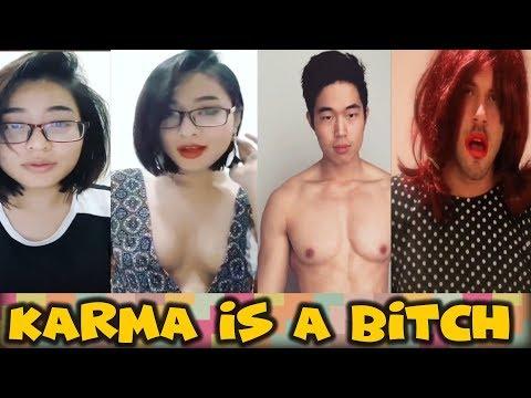 Karma Is A Bitch Challenge #2 || NEW Trend 2018