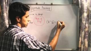 Time and Work - Concepts and Tricks - Part 1  [HD](In this online aptitude lecture, lets solve some aptitude problems on Time and Work which appear in BANK PO, GATE,XAT, MAT and CAT exams. Problems on ..., 2014-01-26T13:48:27.000Z)