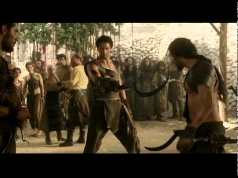 Game of Thrones - Khal Drogo fight