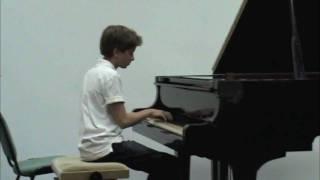 Daniel Hass (12) - Rachmaninoff Prelude in C sharp minor Op. 3 No. 2