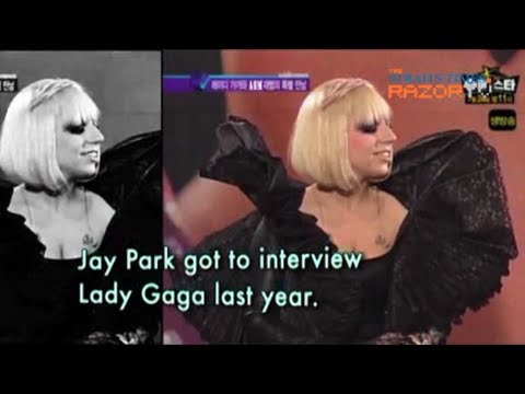 Lady Gaga blew him away (Jay Park Pt 3)