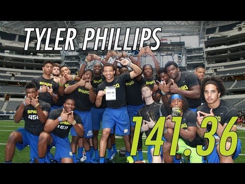 TYLER PHILLIPS (North Little Rock) Posts 141.36 Rating