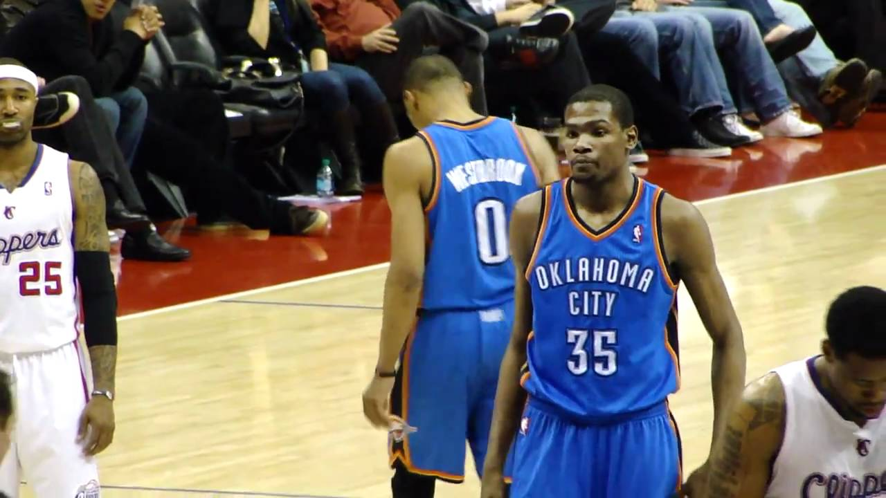 Kevin Durant Free Throws - YouTube