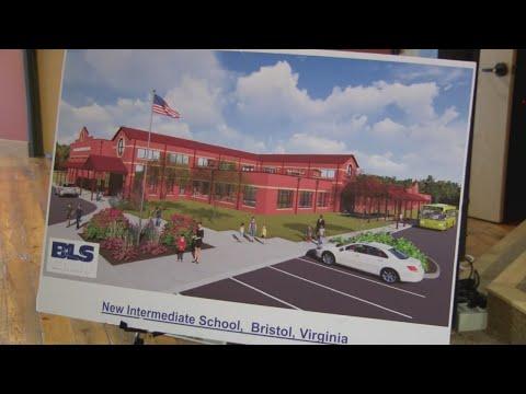 Bristol, Virginia City Council and School Board to vote on intermediate school