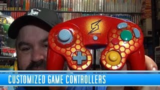 Customized Game Controllers
