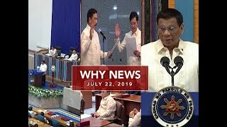 UNTV: Why News (July 22, 2019)