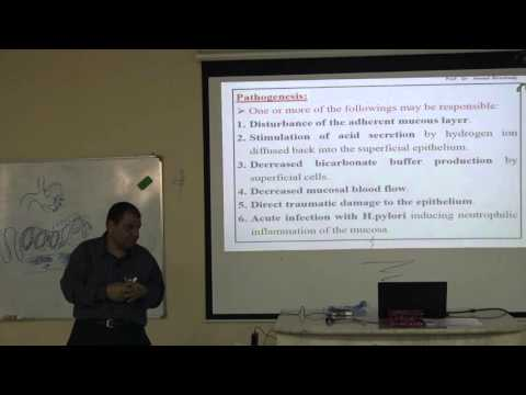 PATH. Acid peptic disease Dr. Ahmed Elrashedy 3rd year