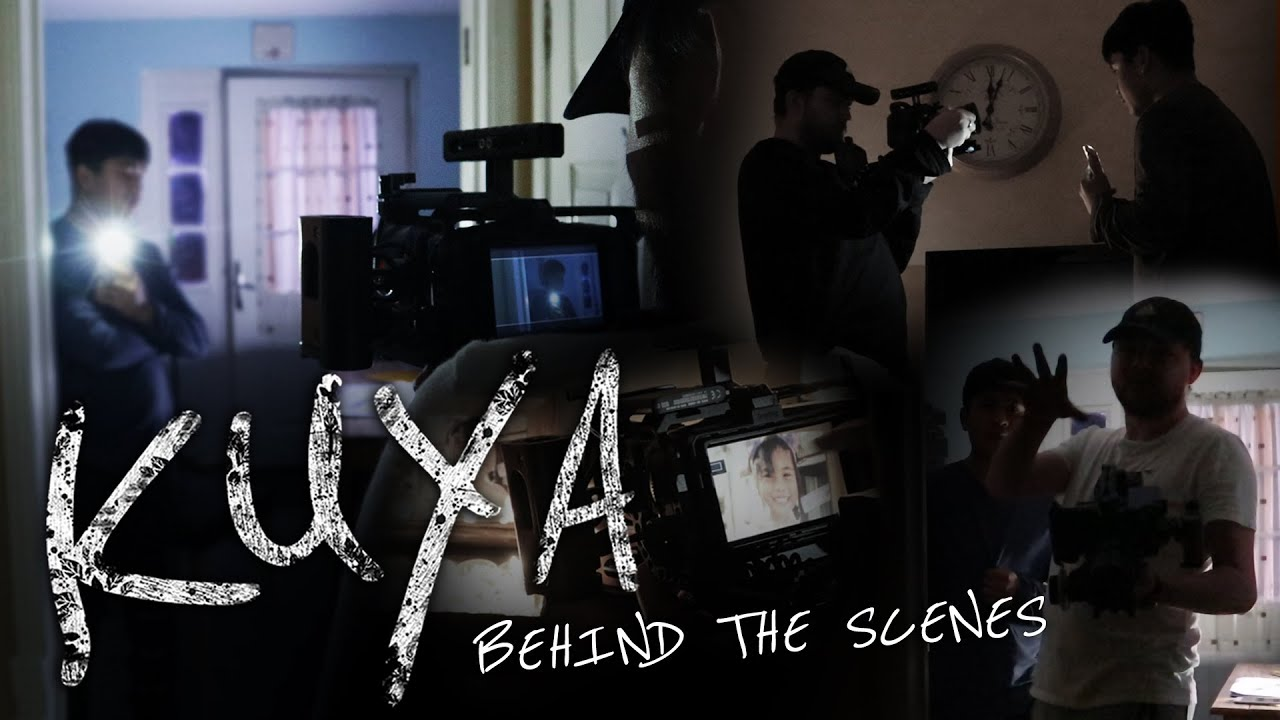 'KUYA' (behind the scenes) out NOW on YouTube!