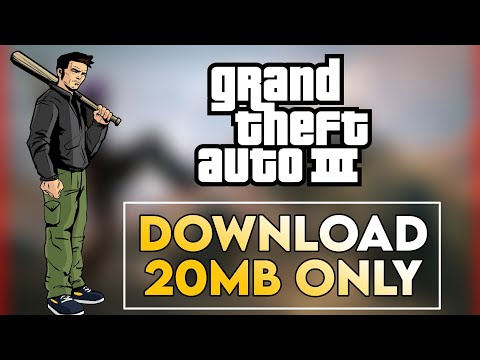 How To Download GTA 3 On Android Highly Compressed Full Game (2019)