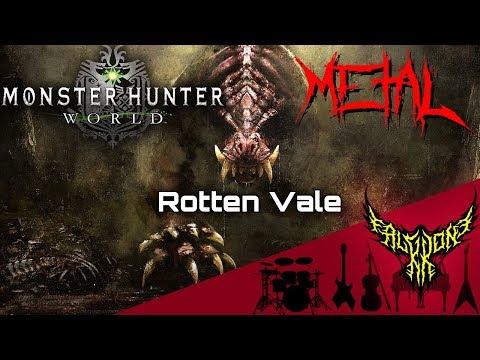 Monster Hunter: World - Rotten Vale Theme 【Intense Symphonic Metal Cover】 thumbnail