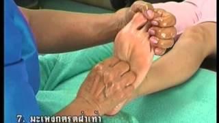 Тайский Массаж ног ThaiProfiMassage часть 2