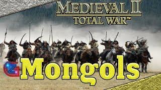 ПРОДВИЖЕНИЕ ВАЛА►№13 Монголы►T W mongols►Medieval II: Total War ►1440p strategy resources