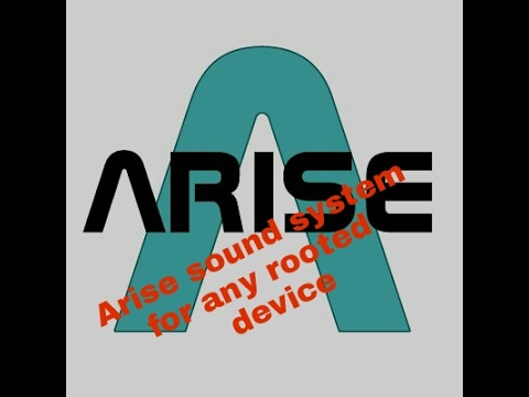 HOW TO INSTALL ARISE SOUND SYSTEM