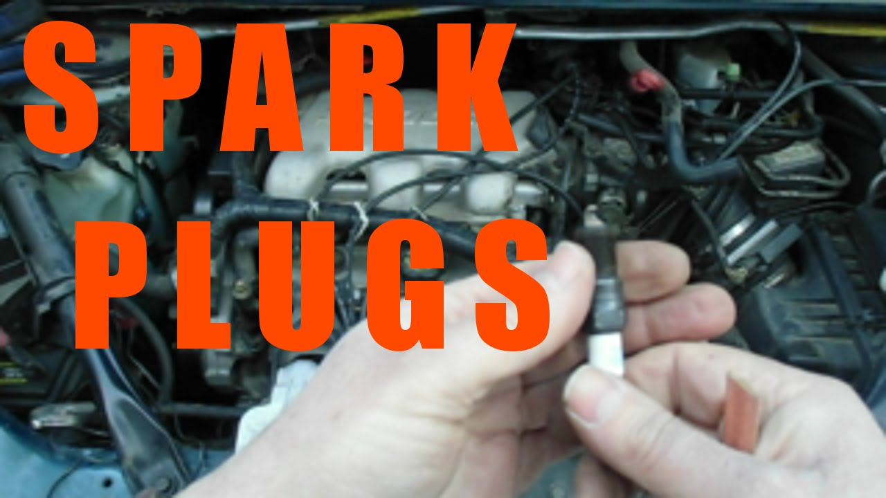 Change Spark Plugs Replacement Regaping How To Diy Gm 3100 3400 3800 V6 Engine Cars Youtube