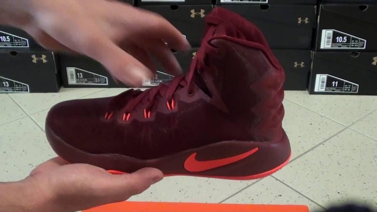 Nike Hyperdunk 2016 GS - YouTube