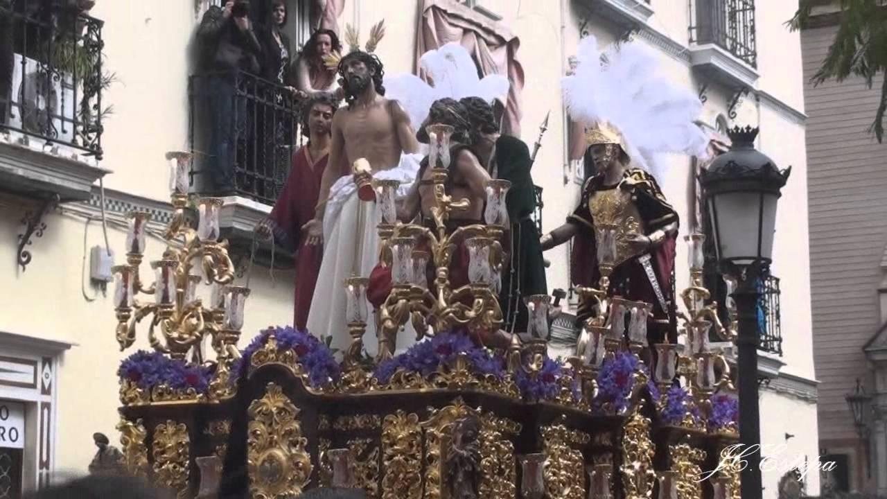 Salida Jesús Despojado, Sevilla 2013
