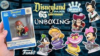 Funko Minis Disneyland Resort 65th Anniversary Disney Mini NEW SEALED YOU PICK