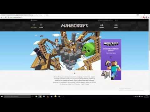 Comment Acheter Minecraft