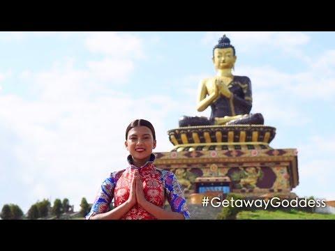 Cox and Kings Miss Getaway Goddess: Parmila Chhetri - fbb Colors Femina Miss India Sikkim 2018
