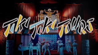 """Tiki Tiki Tours - """"TIKI TIKI""""  Official Music Video"""