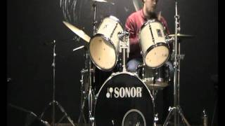 Saltatio Mortis - Sieben Raben (Drum Cover)