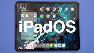 iPadOS Hands-On and New Features!