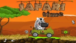 Safari Time Walkthrough Levels 1 - 12
