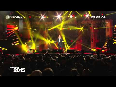 "Howard Carpendale ""Hello again"" Silvester 2014 live vom Brandenburger Tor in Berlin"