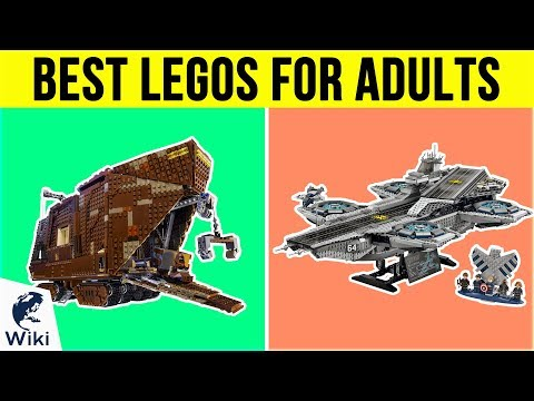 Are legos for adults