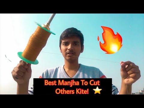 Best Manjha For Kite Flying पत ग क क टन क ल ए सबस