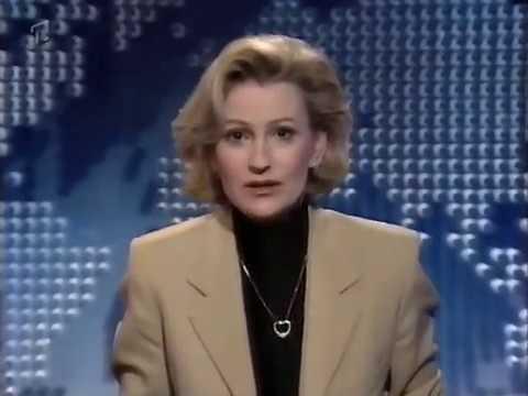 Sabine Christiansen Tagesthemen Telegramm ARD 26.3.1995