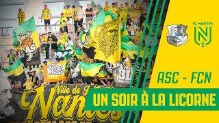 """Amiens SC - FC Nantes : """"Un soir à la Licorne"""""""