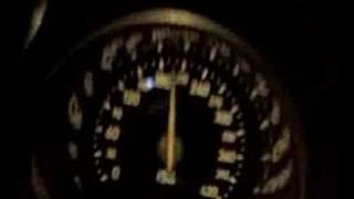 Bugatti Veyron in Dubai- speed from 60 to 300