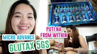 MOST EFFECTIVE SKIN WHITENER (Ano ba ang Injectable Glutathione??) JoyOfMia