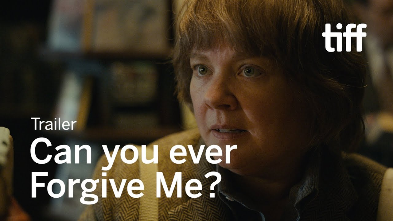 CAN YOU EVER FORGIVE ME? Trailer   TIFF 2018