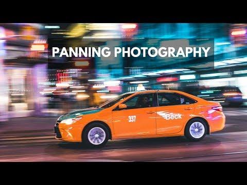 HOW I SHOOT PAN PHOTOS | SONY A7II