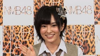 【NMB48】 6thシングルNMB48全員で「北川謙二」