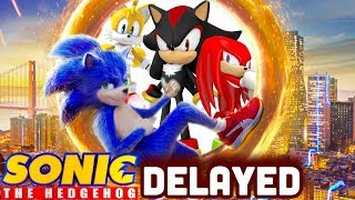 Real Reason Sonic The Hedgehog Movie Moved To 2020