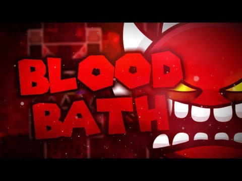 [144hz] The Trilogy Complete!!   Bloodbath (Extreme Demon) By Riot and More {Geometry Dash}