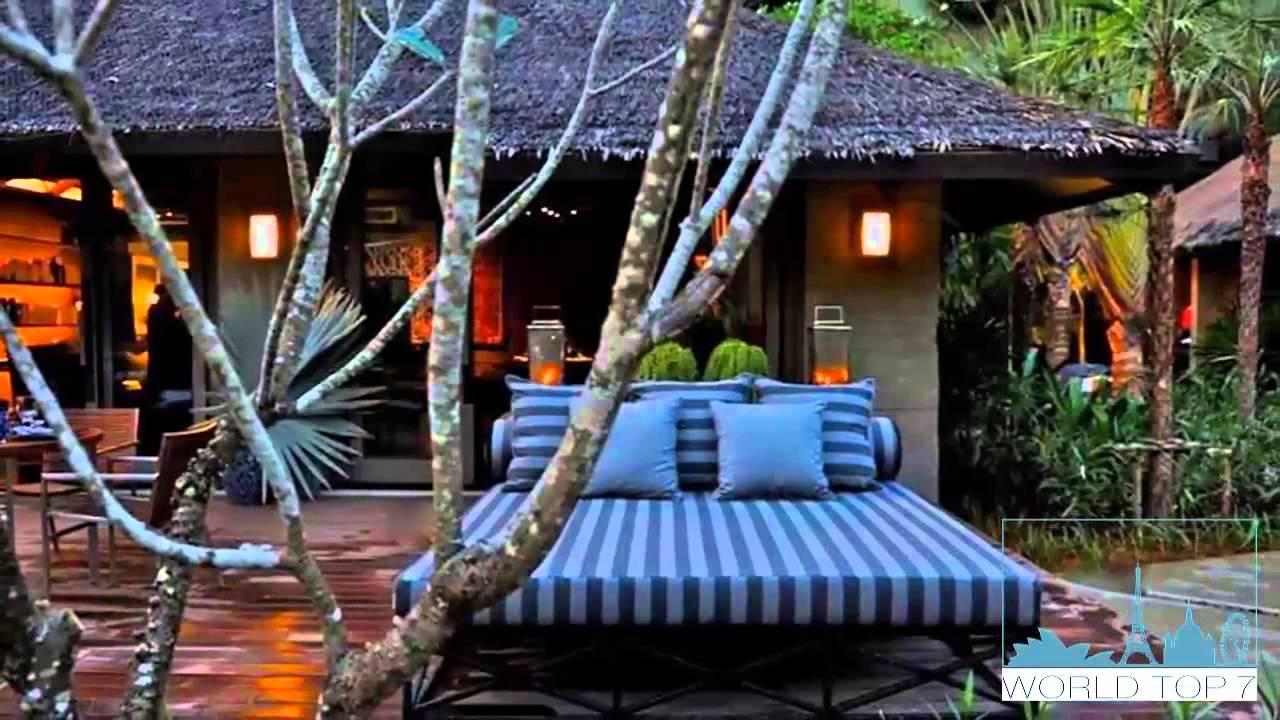 indigo pearl resort phuket thailand youtube. Black Bedroom Furniture Sets. Home Design Ideas