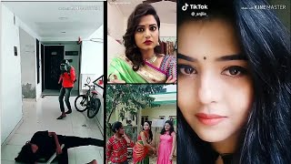 Marathi tiktok comedy video मराठी कॉमेडी cute girls tik tok video