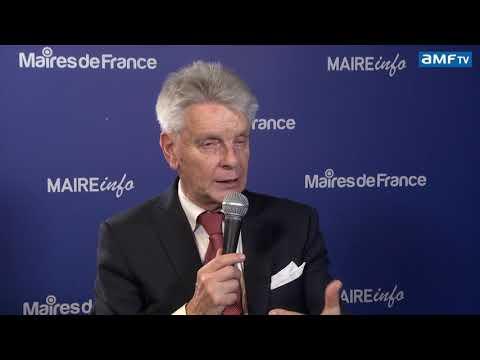 Alain Richard, sénateur du Val-d'Oise